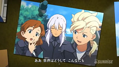 Gundam AGE 4 FX Episode 40 Kio's Resolve, Together with the Gundam Youtube Gundam PH (16)