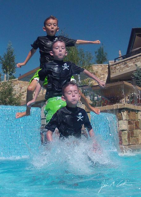 072012 Jump Pool St Regis