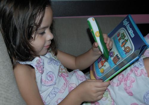 LeapFrog Tag Get Ready For Kindergarten book