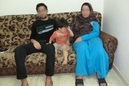 Abdussamad Al-Ahmar and Family by aymanfadel