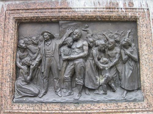 Joseph Pease Statue, Darlington