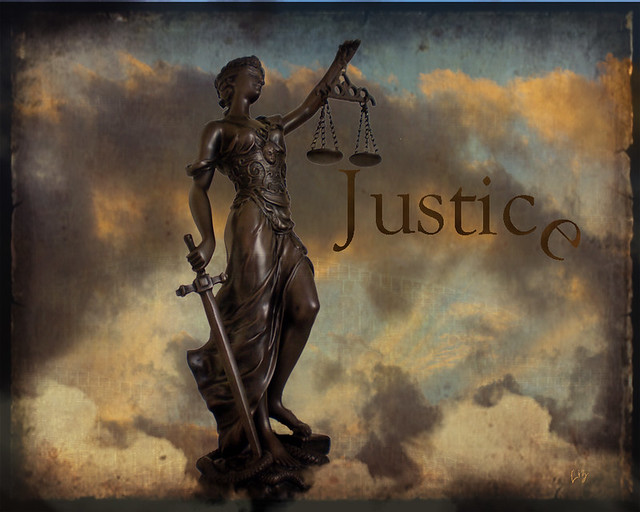 Justice at the Cross