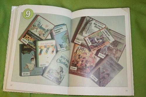 Alfa Grundbok D - huh, böcker?!