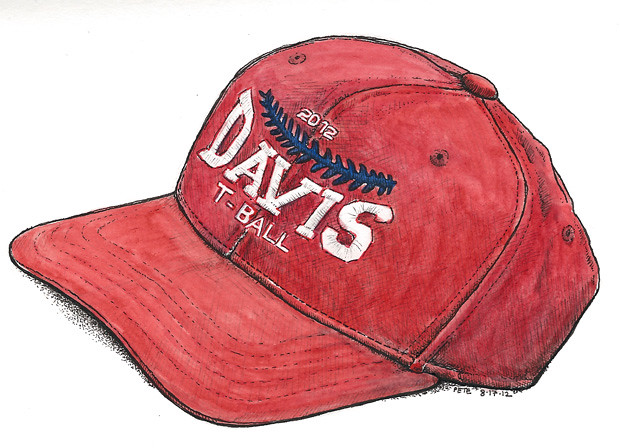 all-star t-ball hat