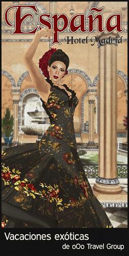 oOo Studio: Flamenco
