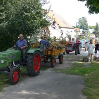 Erntefest in Brusendorf 2012