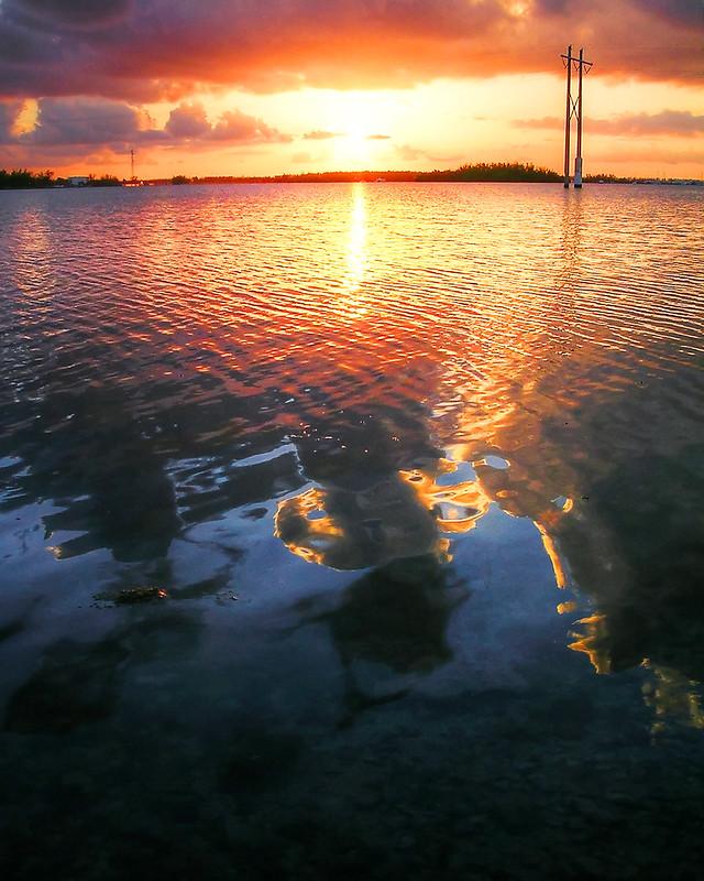 Sun Between the Keys