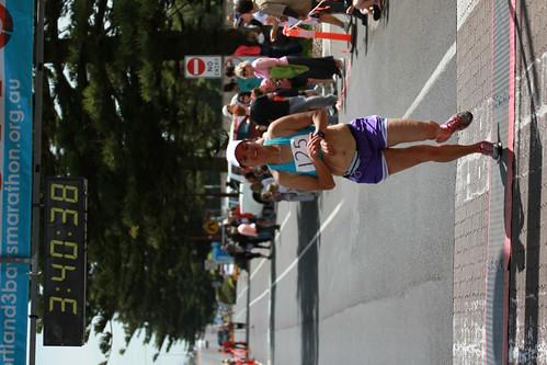 Runner 125, half marathon