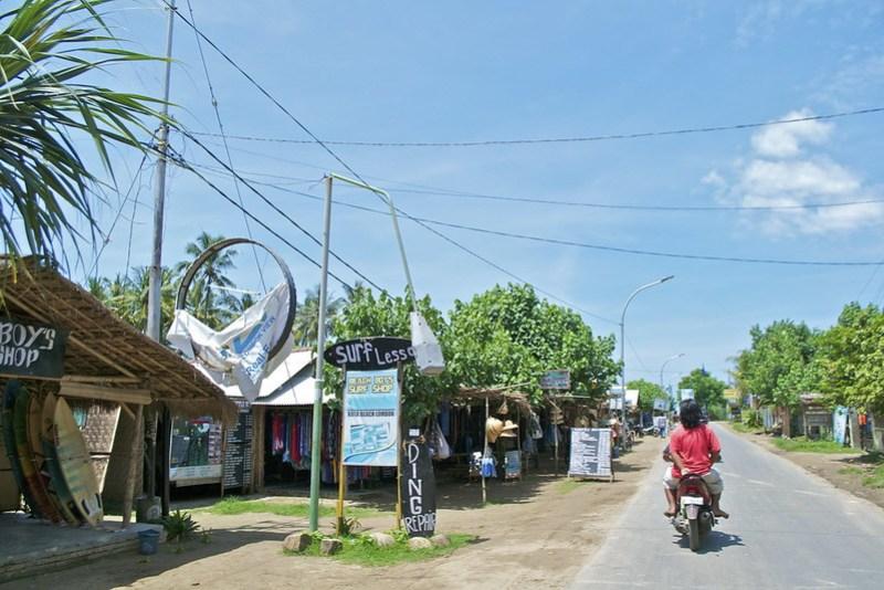 Downtown Kuta Lombok