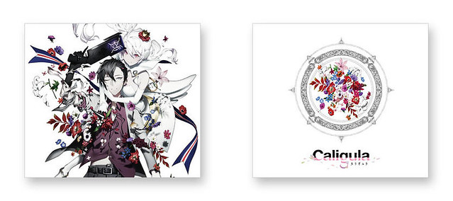『Caligula -カリギュラ-』PS Vita用オリジナルデザインパッケージ
