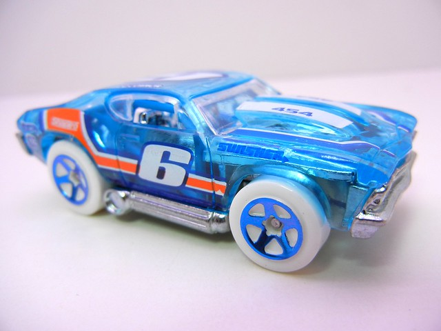 hot wheels '69 chevelle blue toon (2)