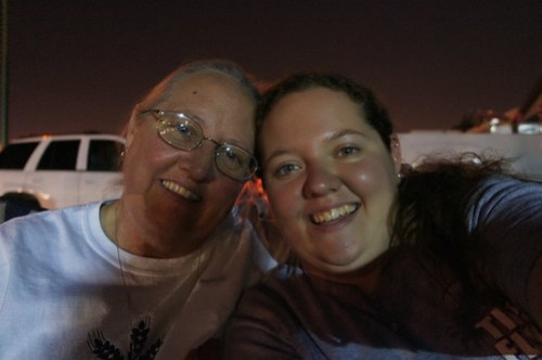 Mom and I on the 4th of July!