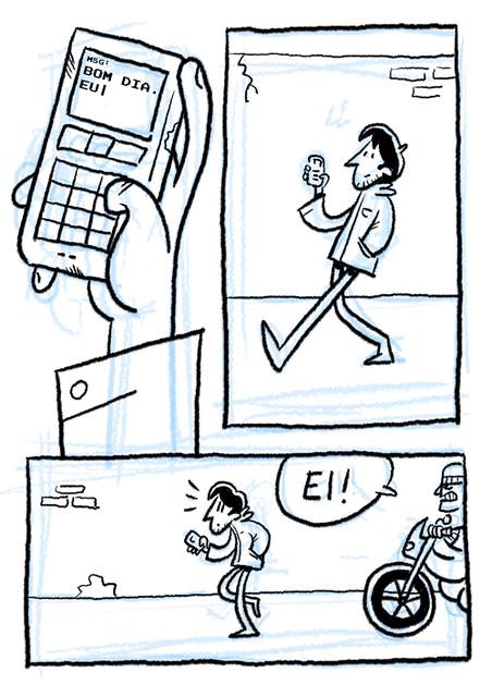 Preview Mini-comic