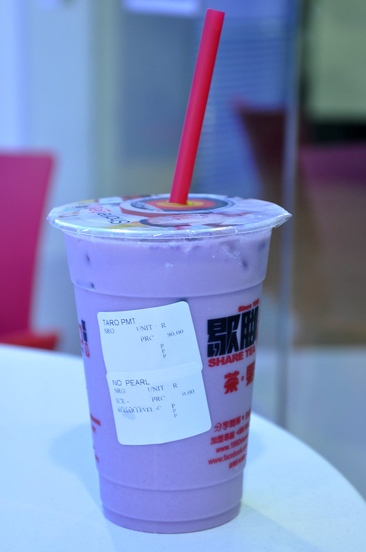 Taro Milk Tea