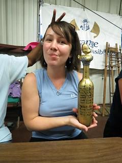 duck race trophy