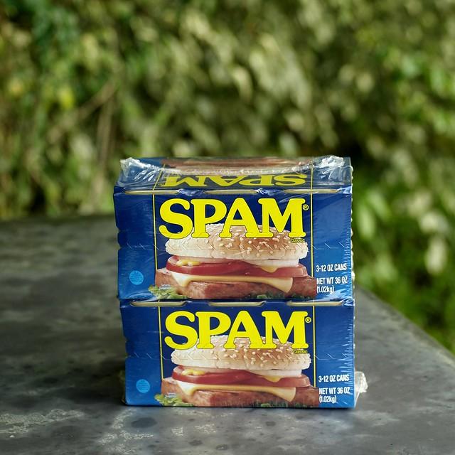 A Six-Pack o' SPAM