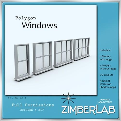 ZimberLab Window B2 @ The Deck