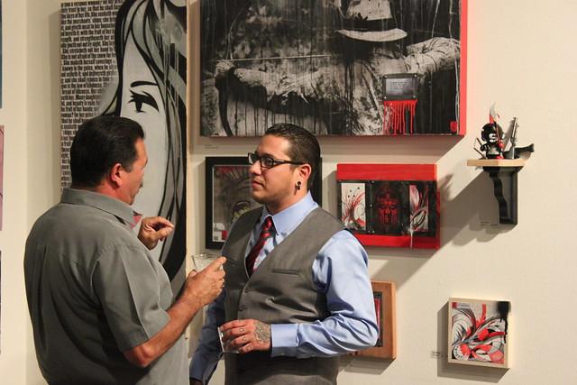 A.L.L. Art Show in NOHO