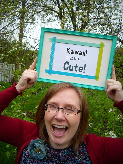 MMM7: Happy, therefore kawaii!
