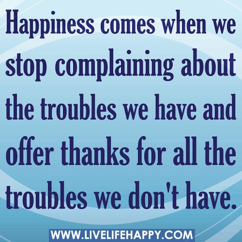 live life happy quote