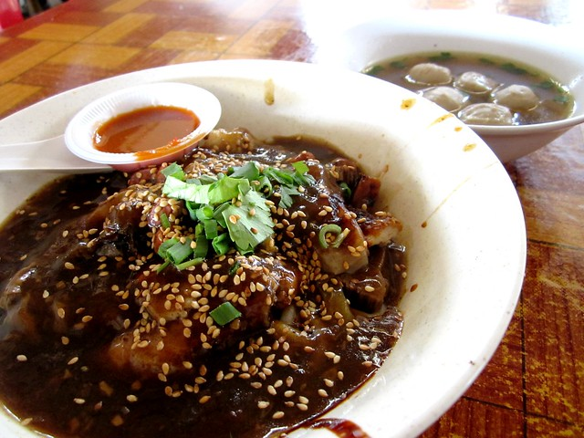 Seremban beef noodles 1
