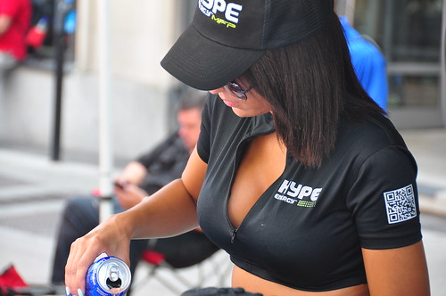 Festival Ford Racing sur Crescent