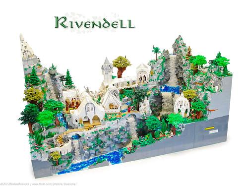 Rivendell by Blake Baer & Jack Bittner