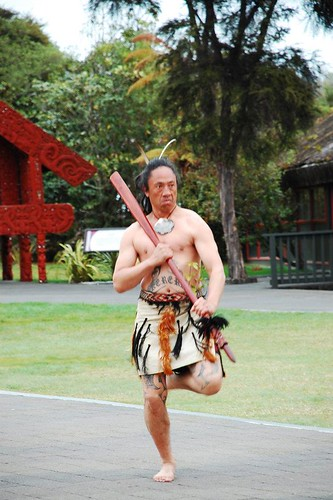 Traditional Maori customs
