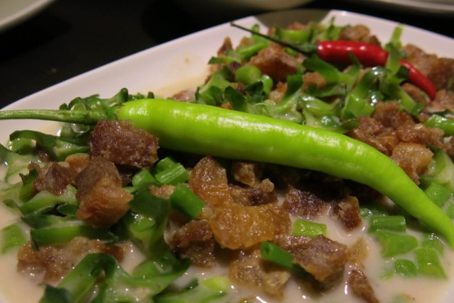 Bicol Express at Silly Labuyo