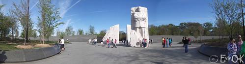 Martin Luther King Jr, Washington DC