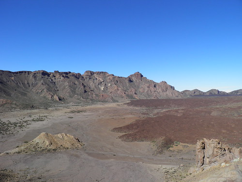 Кратер вулкана // Crater of Vulcano