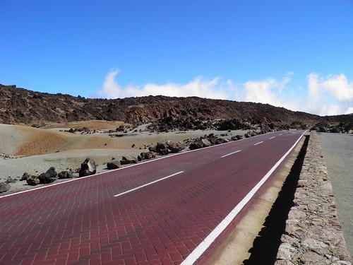 Красная дорога // Red-brick road