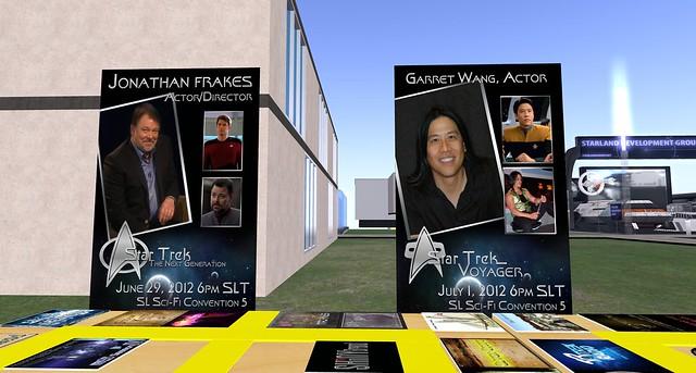 Celebrity appearances at SLSFC5