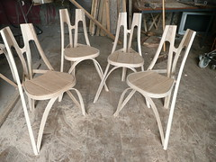 Chairs for Charlie Whinney