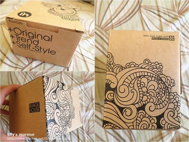 我很喜歡這樣的紙盒包裝,質感不錯,紙盒還可以拿來再利用!