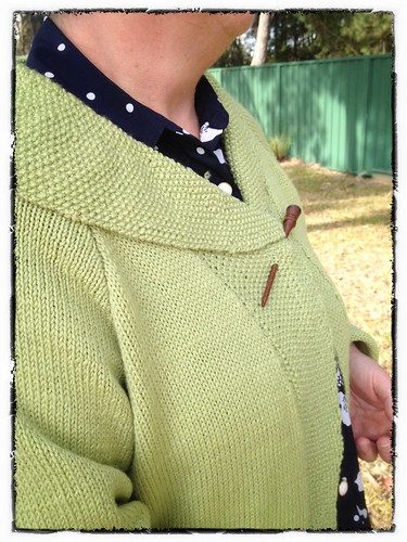 Mum's cardigan