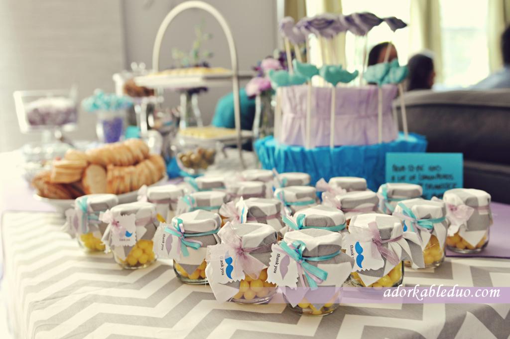 {DIY} Baby Food Jar Shower Or Party Favors