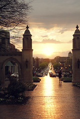 Indiana University Bloomington by Eun Soo Chung