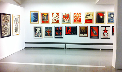 OBEY poster retrospective