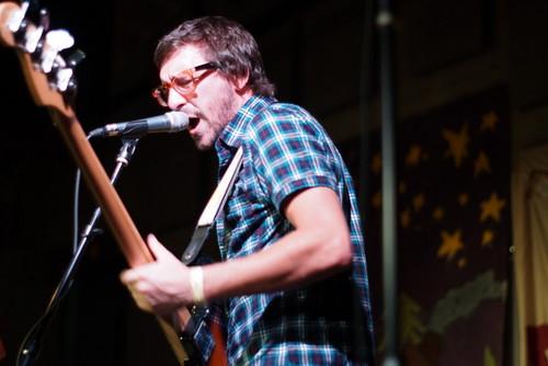 Hammer No More The Fingers, TRKfest, Trotter Building, Durham NC, 07/21/12