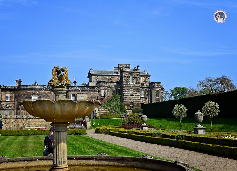 Seaton Delaval Gardens