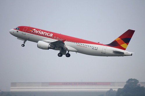 Avianca Brasil | Airbus A320 @ SBGR