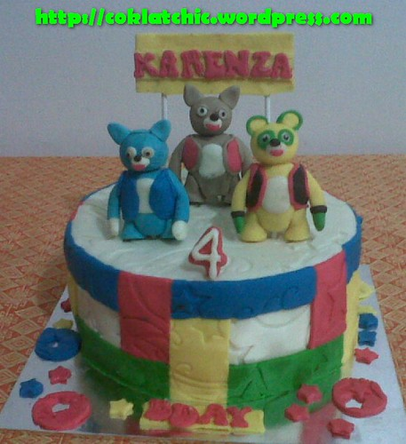 Cake Special Agent Oso