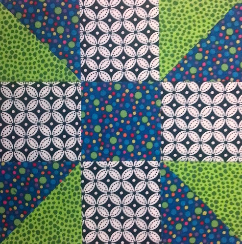 #016 Calico Puzzle