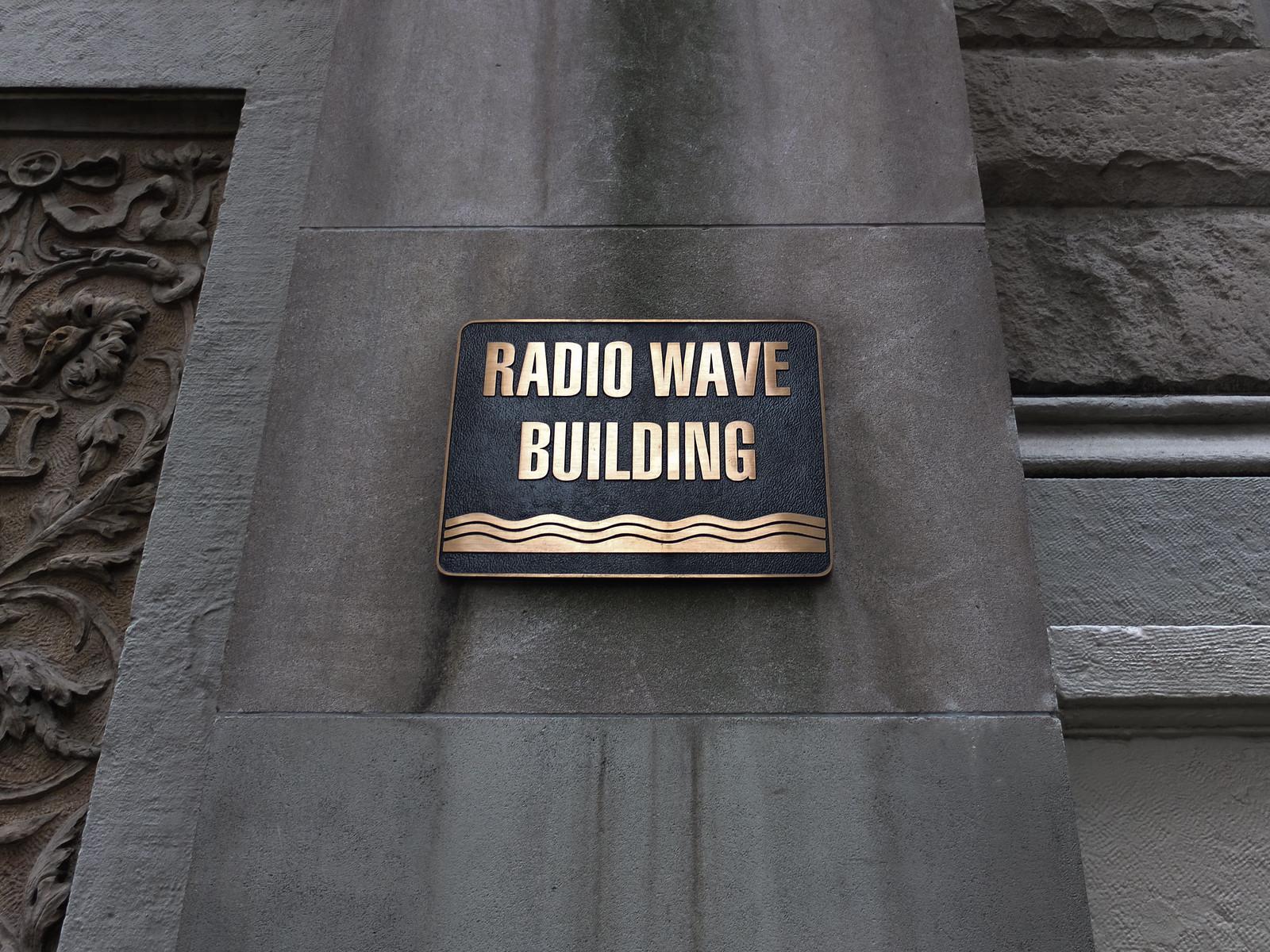 Radio Wave Building by wwward0