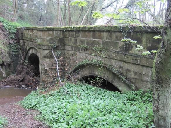 Old Bridge, Slapewath