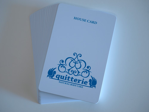 Quitterie Housecard
