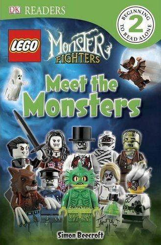 DK Readers Lego Monster Fighters Meet the Monsters
