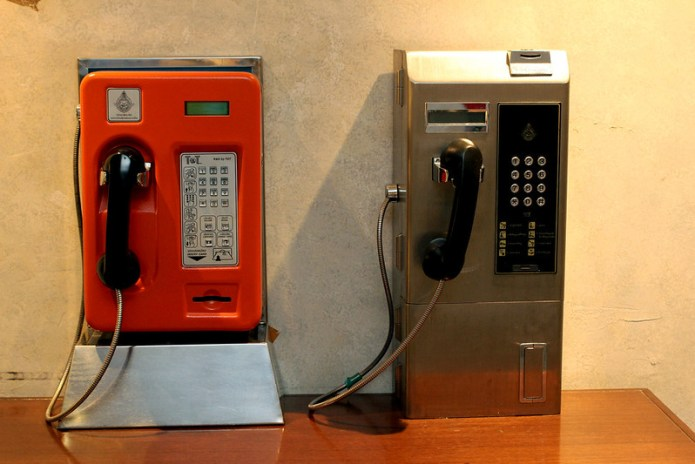 pay phone 12