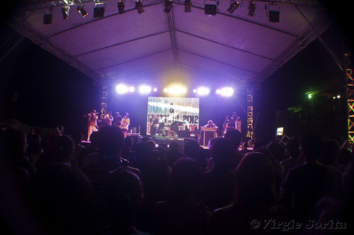 Radioactive Sago Project - Surf and Music Festival 2012 Day 1